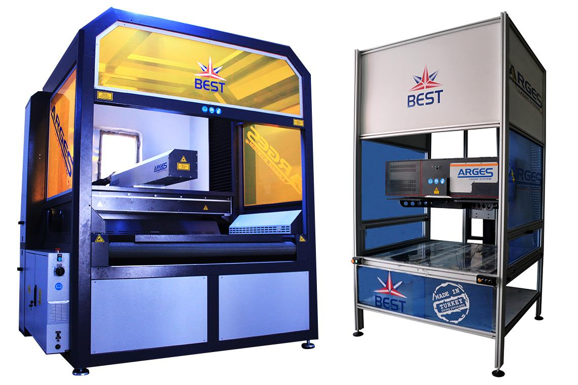 Laser Cutting and Marking Machines.